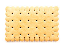 Biscuit Isolated Stock Photo