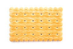 Biscuit Isolated Royalty Free Stock Image