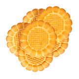 Biscuit isolated Royalty Free Stock Images