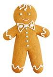 Biscuit man Royalty Free Stock Image