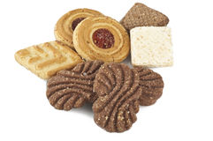 Biscuit mix Stock Image