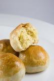 Biscuit ou Tau SAR Pneah d'haricot vert Images stock