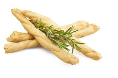 Biscuit with rosemary Royalty Free Stock Photo
