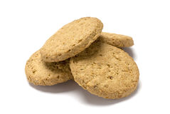 Biscuit stack Stock Photos