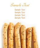 Biscuit sticks Stock Photography