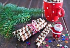 Biscuit sticks Royalty Free Stock Image