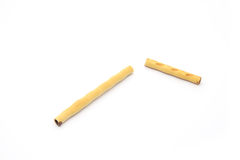 Biscuit sticks Stock Images