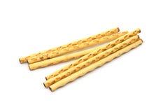 Biscuit sticks Royalty Free Stock Photos