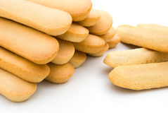 Biscuit sticks Royalty Free Stock Photo