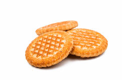 Biscuit tasty cookies Royalty Free Stock Photography