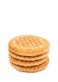 Biscuit tasty cookies Stock Photos