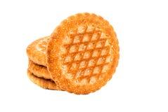 Biscuit tasty cookies Stock Image
