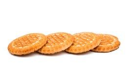Biscuit tasty cookies Stock Images