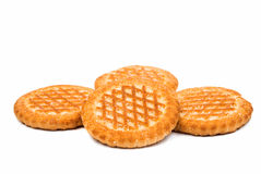Biscuit tasty cookies Royalty Free Stock Images