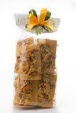 Biscuit thaïlandais de style image stock