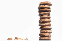 Biscuit Tower close up Stock Photos