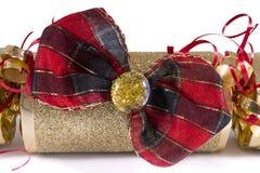 Biscuit traditionnel de Noël Image libre de droits