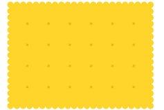 Biscuit Vector. Biscuit / cookie vector graphics illustration Stock Photos