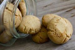 Biscuits à l'eau de rose de Pokey Photo stock