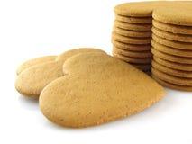 Biscuits épicés Photo stock
