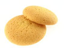 Biscuits Royalty Free Stock Photography