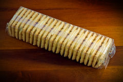 custard creams Royalty Free Stock Image