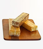 wrapped biscuits Stock Photos