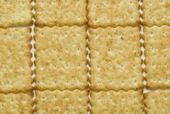 Biscuits. Tasty crumbly biscuits for breakfast, pattern,background stock photography