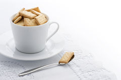 Biscuits Stock Photography