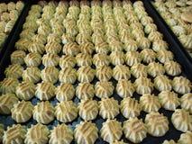 Biscuits arabes orientaux de bonbons Images stock