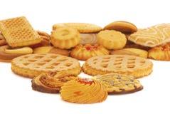 Biscuits assortment Stock Photo