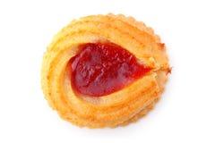 Biscuits avec le bourrage Photographie stock libre de droits