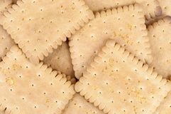 Biscuits background Stock Photo