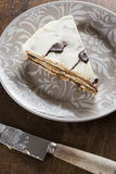 Biscuits cake Royalty Free Stock Images