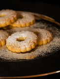 Biscuits canestrelli stock images