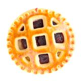 Biscuits with Cherry Jam Royalty Free Stock Photo