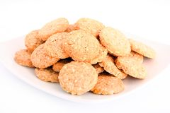 Biscuits, cookies, cakes Stock Photography