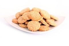Biscuits, cookies, cakes Royalty Free Stock Image