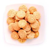 Biscuits, cookies, cakes Stock Images