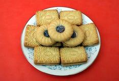 Biscuits. cookies Stock Photo
