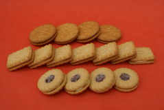 Biscuits. cookies Royalty Free Stock Photography