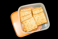 Biscuits, cracker Royalty Free Stock Image