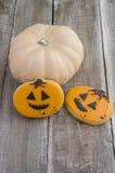 Biscuits décorés Photos libres de droits