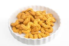 Biscuits délicieux Image libre de droits