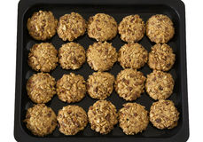 Biscuits d'amande Image stock