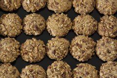 Biscuits d'amande Photo stock