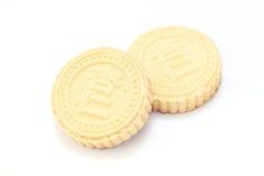 Biscuits d'amande photos libres de droits
