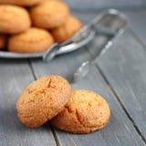 Biscuits d'amande néerlandais appelés photos libres de droits