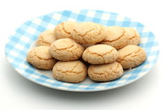 Biscuits d'Ameretti Photos stock
