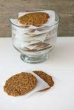 Biscuits d'Anzac Photos libres de droits